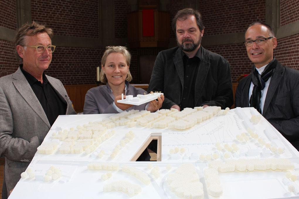 Architekt Aachen evangelischer kirchenkreis aachen kirchenneubau jury